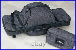 NEW Craft & Ride CnR Superow Onewheel Pint backpack carrying case bag Grey Black