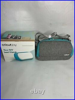 NEW Cricut Joy Compact Portable DIY Machine with NEW Cricut Joy Tote Carrying Case