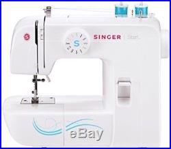 NEW SINGER 1304 Sewing Machine w 6 BONUS FT, DVD & CARRYING CASE INT SHIPPING