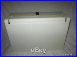 NICE PFAFF 1229 SEWING MACHINE CARRY CASE COVER ONLY Locks Work Perfectly