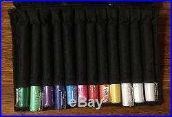 New 70 Paint Markers Uni Posca with carrying case