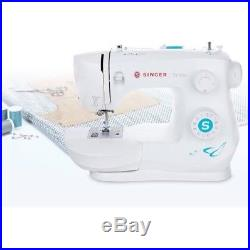 New Singer 3337 Simple 29-stitch Sewing Machine w CARRYING CASE + INT SHIPPING