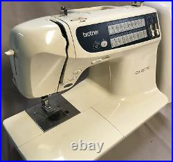 Nice Brother Cs-8072 Computerized Sewing Machine, With Carrying Case And Cable
