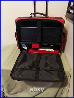 Nice over 40 Piece Lot of Sizzix Originals Dies and Carrying Cases Sizzlits