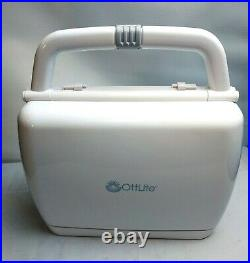 OTTLITE Lamp Carrying CASE Craft Storage OTTLITE Light Craft Case