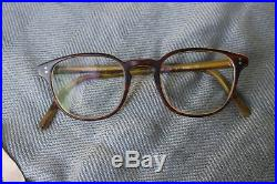 Oliver Peoples Frames OV52191310 Fairmont 45-21-145 Hand Crafted withCarrying Case