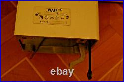 PFAFF 1215 for Parts Carrying Case, Belts, Knobs, Housing, Internal Compoments