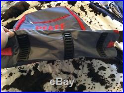 Pfaff Gray Embroidery Unit Case Carrying Bag Soft Sewing Hoop