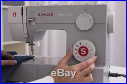 Portable Heavy Duty Sewing Machine Industrial Leather Embroidery Quilt