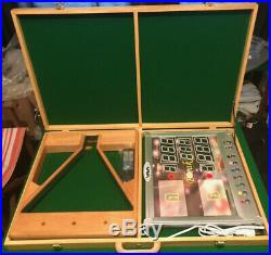 Pro Style Referee Carry Case Bundle. (hand Crafted In The Uk)