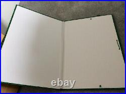 Professional art supplies With canvas with easel carry case water colour paints