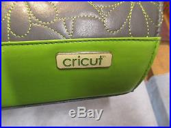 Provo Craft Cricut Personal Electronic Cutter 29-0001 & Carrying Case New NIB NR