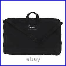Quartet QRT156366 Tabletop Display Carry Case- 18.50in. X30.50in. Black
