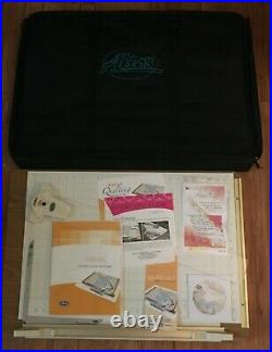 Quilt Cut 2 Fabric Cutting System by Alto's in Carry Case excellent condition