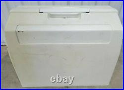 SEARS KENMORE SEWING MACHINE 385.12812690 With Carrying Case, Manual, Pedal