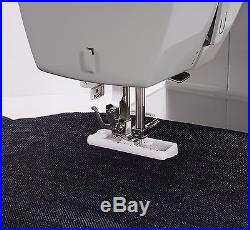 SINGER 4411 Heavy Duty Sewing Machine Household Mechanical + Hard Carrying CASE