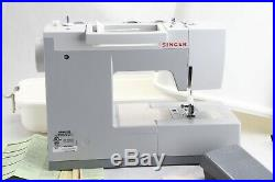 SINGER 4411 Heavy Duty Sewing Machine with Carry Case, Manuals Excellent Cond