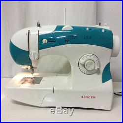 SINGER 6038 46-Stitch-Function Sewing Machine with carrying case