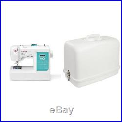 SINGER 7258 Stylist 100-Stitch Computerized Sewing Machine + Hard Carrying Case