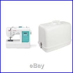 SINGER 7258 Stylist 100-Stitch Computerized Sewing Machine with Carrying Case