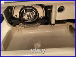 Sears Kenmore Model 385.1011180 Sewing Machine With Carry Case & Accessories