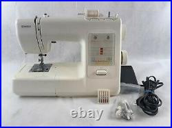 Sears Kenmore Sewing Machine Model 385 with Carrying Case
