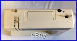 Sears Kenmore Sewing Machine with carry case 12 Stitch Model 385.1278180 EUC