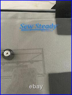Sew Steady Extension Table 18x24 BR117-4 With Carrying Case Dreamworld Inc