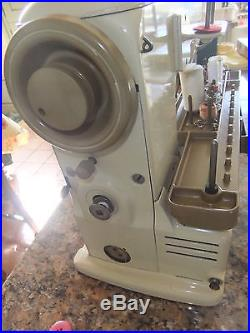Sewing BERNINA 530-2 RECORD + carry case nice used condition