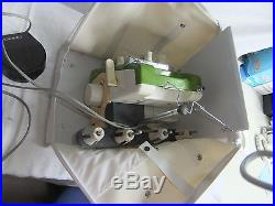 Sewing BROTHER HOMELOCK overlocker + carry case