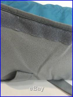 Silhouette Cameo 2 Light Tote Bag Original Gray Craft Machine Carrying Case