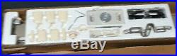 Silver Reed SK 315 Knitmaster knitting machine withcarry case & Accessories
