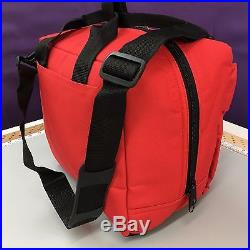 Singer 221 Featherweight Specially Designed Soft Sided Carrying Case New Red