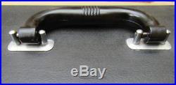 Singer 221k Featherweight Sewing Machine Original 1955 Carry Case & Metal Tray