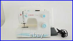 Singer 2263 Simple Mechanical Sewing Machine With Carrying Case
