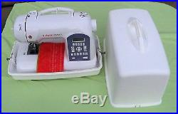 Singer 5625 Stylist Ii-with Carry Case-accessories And Optional Accessories
