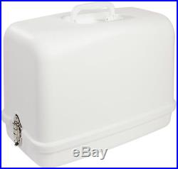 Singer 611. BR Universal Hard Carrying Case For Most Free-Arm Sewing Machines New