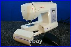 Singer 6160 Sewing Machine 60-Stitch Computerized with Protective Carry Case