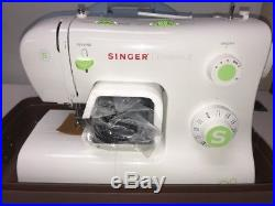 Singer Esteem Sewing Machine 2273 With Carrying Case Used Only Once