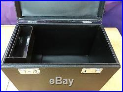 Singer Featherweight 221 Wooden Carrying Case New