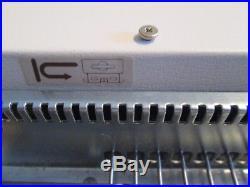 Singer Knitting Machine Knitter Mod. 155 In Original Metal Carry Case