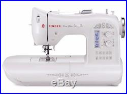 Singer One Plus Sewing Machine advanced sewing machine with carrying case