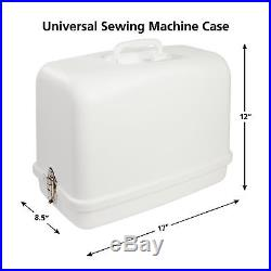 Singer Sewing Machine 611. BR Universal Hard Carrying Case for Most Free-Arm Port