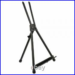 SoHo Urban Artist Table Top Easel with Carry Case Black Anodized Aluminum 12 Pack