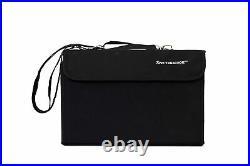 Spectrum Noir Triblend Marker Storage 48 Pen Carry Case, Black, one Size