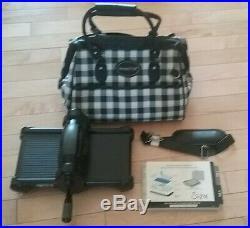 Stampin' Up! Big Shot Machine and Big Shot Carrying Bag / Case LOT