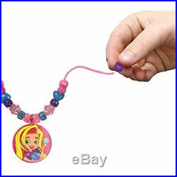 Tara Toys Sunny Day Necklace Activity Kids Jewelry Craft Kit with Carrying Case