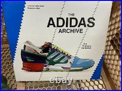 The ADIDAS Archive. The Footwear Collection Hardcover NEW IN CARRY CASE