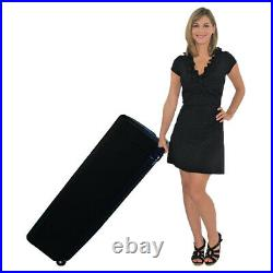Trade Hand Luggage Handles and Wheels Carrying Case for Pop Up Display Stand