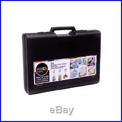 Uni Posca 54 Piece Carry Case Includes 3M, 5M and 8K Marker Pens